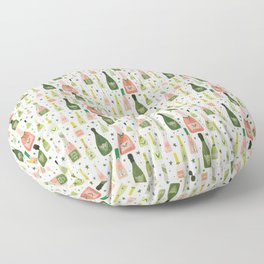PINK CHAMPAGNE Floor Pillow