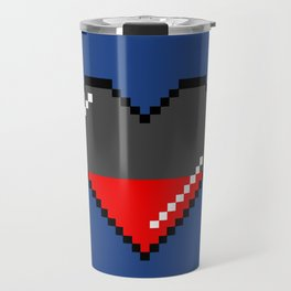 Video Game Stats Travel Mug