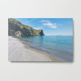 Sicily... a breath of summer Metal Print