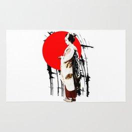 Kyotogirl2 Rug
