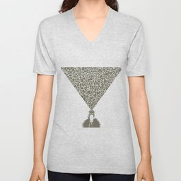 Clothes choice Unisex V-Neck