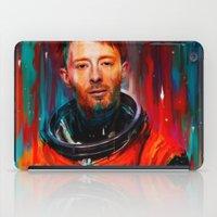 radiohead iPad Cases featuring Thom Yorke by nicebleed
