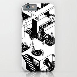 Mash Up iPhone Case