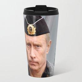 Putin seaman. Travel Mug