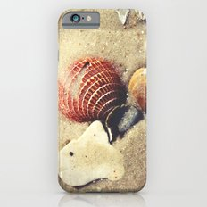Listen to the Waves Slim Case iPhone 6s