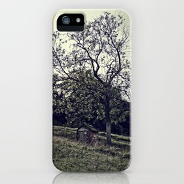 The Lonely Shed iPhone Case