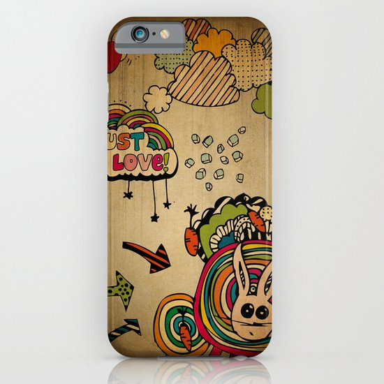 Just Love! iPhone & iPod Case
