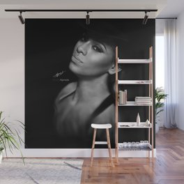 Dinah Jane Hansen 'Reflection' Digital Painting Wall Mural