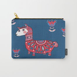 Dala Llama Carry-All Pouch