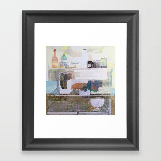 Starving Artist (D.W) Framed Art Print