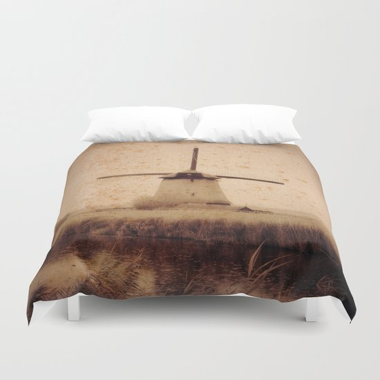 Vintage Mill Duvet Cover
