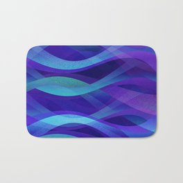 Abstract background G143 Bath Mat
