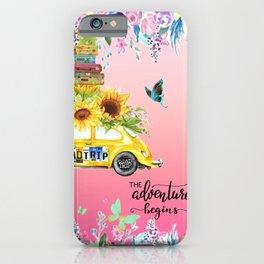Road Trip iPhone Case