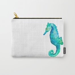 Rudy the seahorse Carry-All Pouch