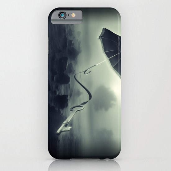 Hope Floats Away iPhone & iPod Case