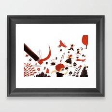 The Selfish Giant Framed Art Print