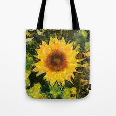 you can't have enought sunflowers Tote Bag