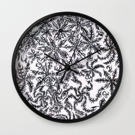 ' Thee Seventh Dimenzion ' By: Matthew Crispell Wall Clock