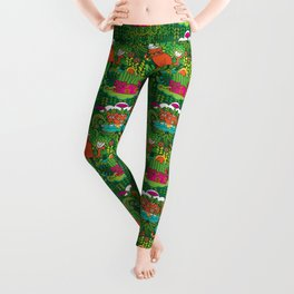 Lords of the Jungle Leggings