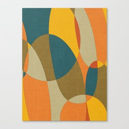 Geometry Seleena Canvas Print
