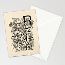 """DRAEM"" Dream Stationery Cards"