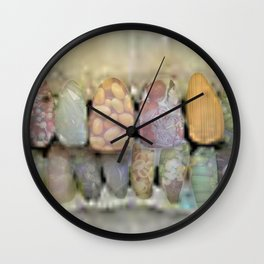 A Thing of the Past 02 Wall Clock