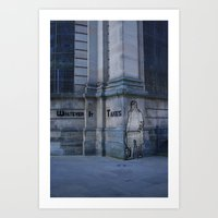 community Art Prints featuring Community  by Made By Anxiety