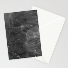 Underneath The Floor, It Will Stay Stationery Cards