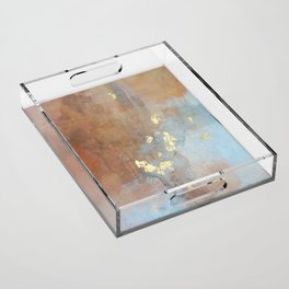 Burning Me Up Acrylic Tray