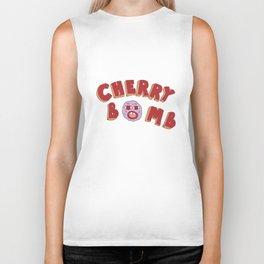 Cherry Bomb Tyler The Creator Earl Sweatshirt  OFWGKTA Golf Wang Skate Ocean Teen Tee wolf golf Biker Tank