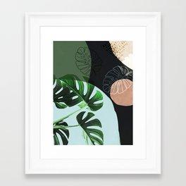 Simpatico V3 Framed Art Print
