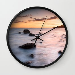 Binnel Sunset Wall Clock
