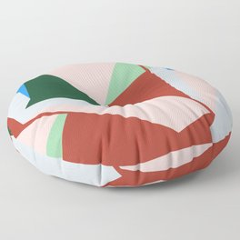 les demoiselles Floor Pillow