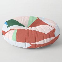 les demoiselles Floor Pillow