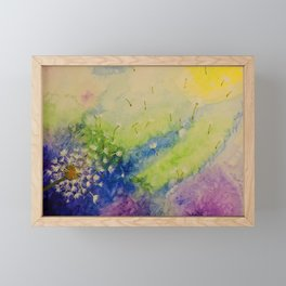 Flight Framed Mini Art Print