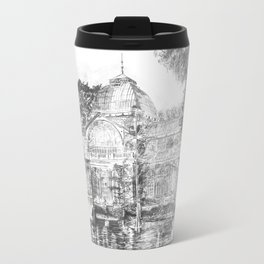 Crystal Palace (El Retiro Park - Madrid) Travel Mug