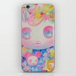 Let Me Tell You My Dream iPhone Skin