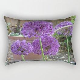 Purple Sensation Rectangular Pillow