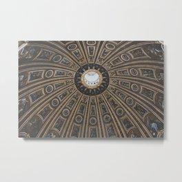 Vatican City III Metal Print