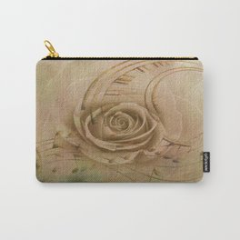 Timeless Love Abstract Carry-All Pouch