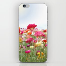 Bloom Where You're Planted! iPhone Skin