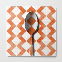 Cucina II Metal Print
