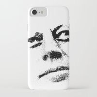 jfk iPhone & iPod Cases featuring JFK by Mullin