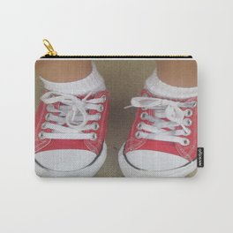 beauty in the mundane - my favorite pair of shoes Carry-All Pouch