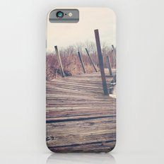 Wanderlust - Roam Wherever the Path May Lead Slim Case iPhone 6s