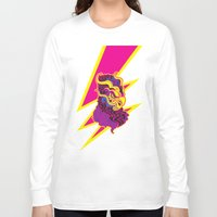 storm Long Sleeve T-shirts featuring Storm by HanYong