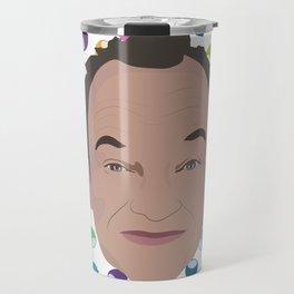 Marcel LeBoeuf et la pluie de noisettes arc-en-ciel Travel Mug