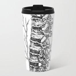 Vertebral column Travel Mug