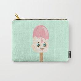 Vanila Ice Cream Carry-All Pouch