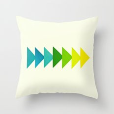 Arrows I Throw Pillow